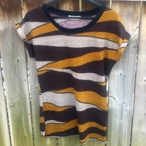 Glam & Fame soft knit top - size M